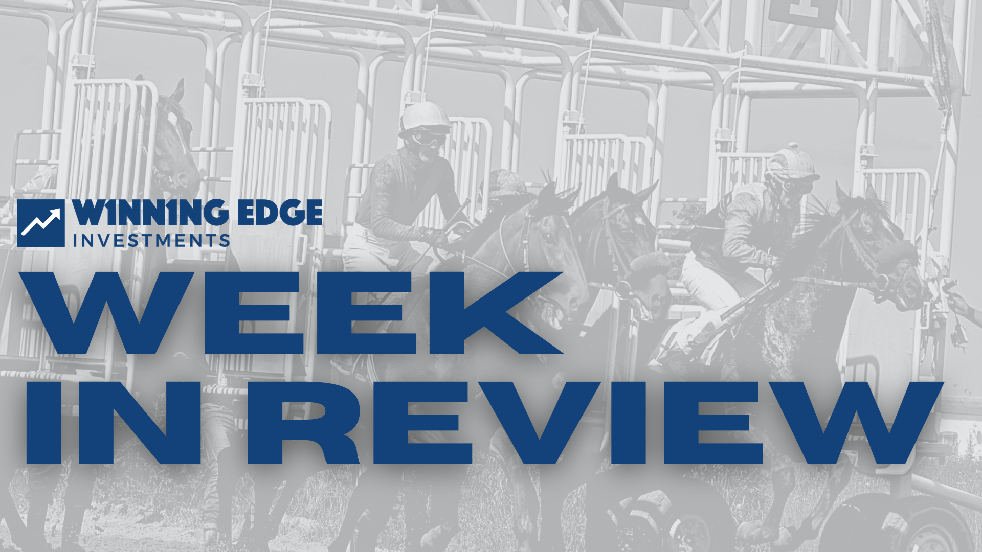 Week In Review Highlights 11-17 Jan + 10 New Year Betting Resolutions!