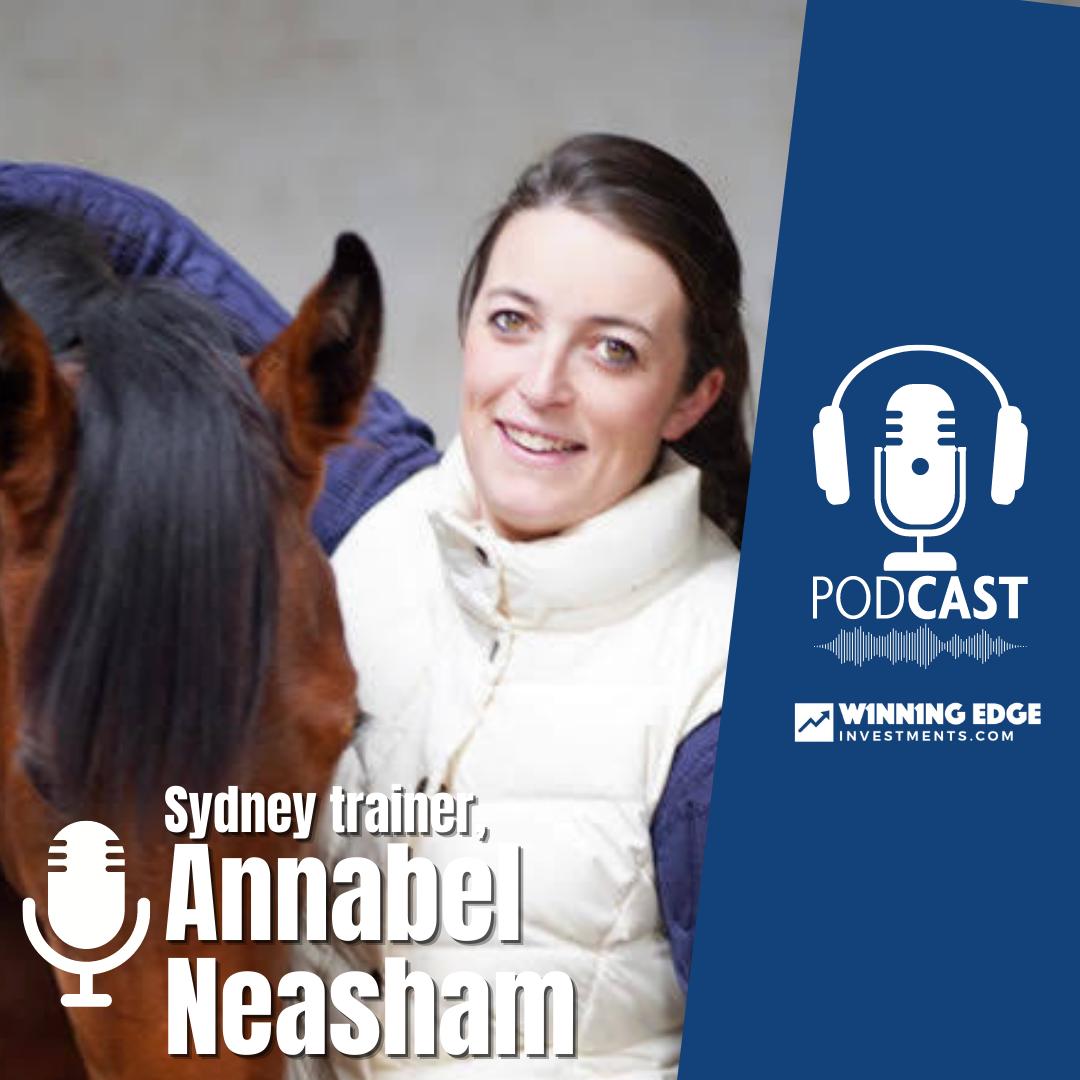 Sydney Trainer Annabel Neasham