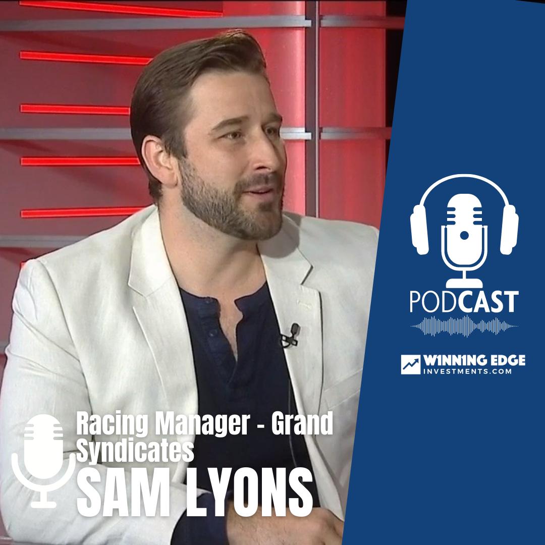 Sam Lyons, Racing Manager at Grand Syndicates